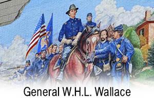 General W.H.L. Wallace