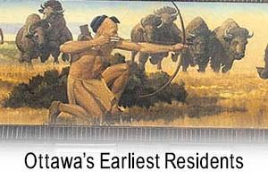 Ottawa's Earliest Residents