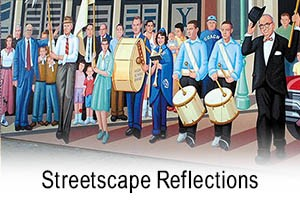 Streetscape Reflections
