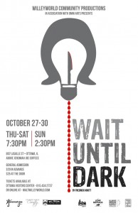 WilleyWorld Productions presents Wait Until Dark @ 807 Building | Ottawa | Illinois | United States