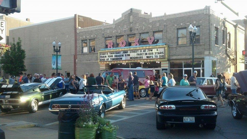 How To Buff A Car >> 21st Annual Cruise Night - Ottawa Illinois - Pick Us ...