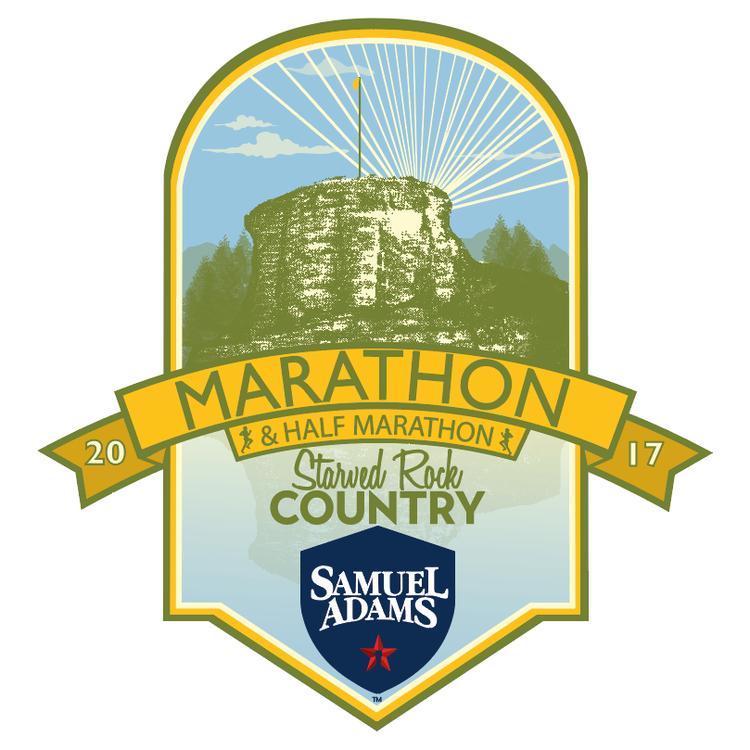 The Samuel Adams Starved Rock Country Marathon Full & Half