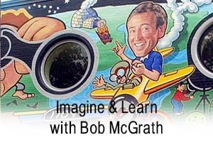 Imagine & Learn with Bob McGrath